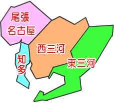 愛知マップ